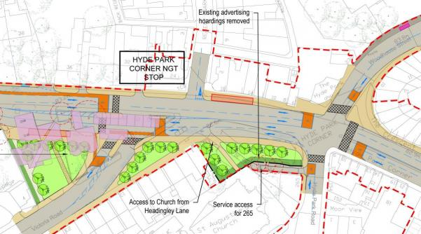 NGT plans for hyde park corner