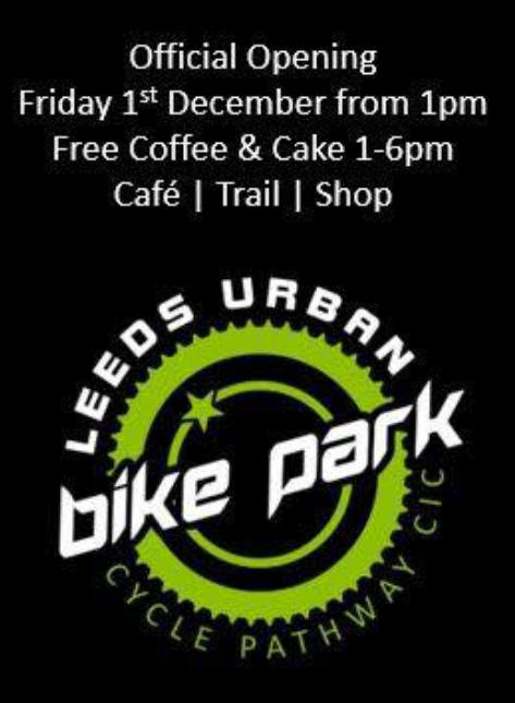 Leeds Bike Hub Opening - Friday 1 December 2017