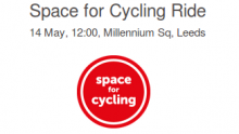 Space for Cycling - 14 May 2016