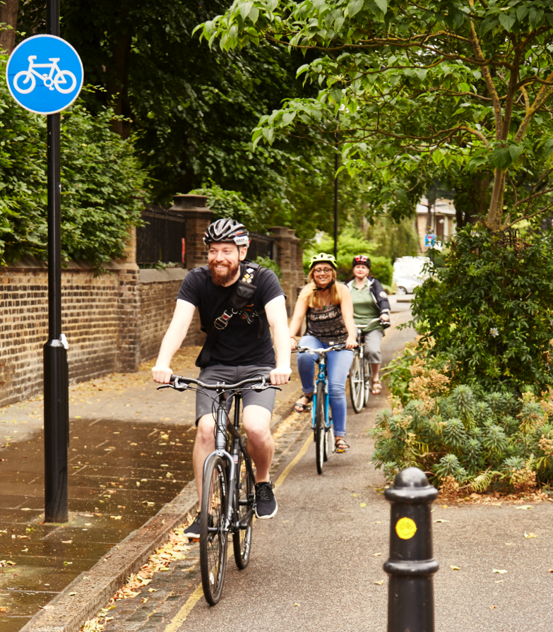 Cycle To Work Day - Thursday 3 September 2015